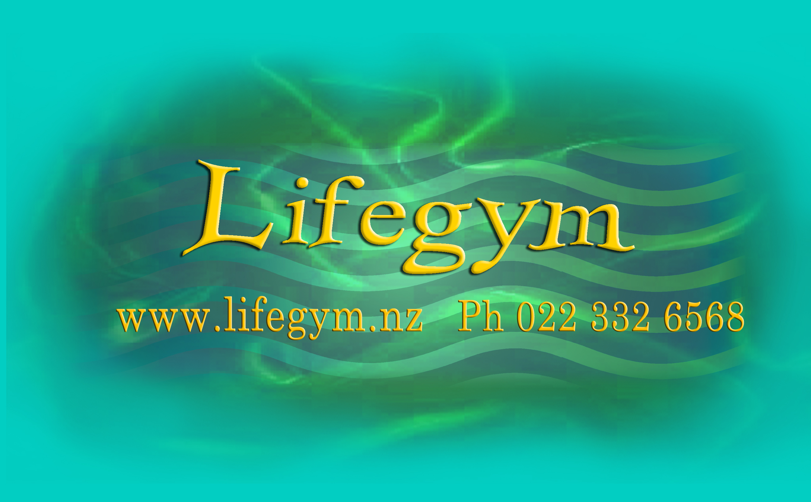 Lifegym card Aqua copy